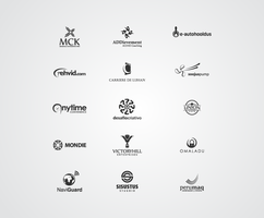 Logofolio 2011 by d1m