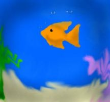 Life in a Fish Bowl by KasualtyKrew