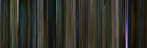 Demon Seed Movie Barcode by naesk