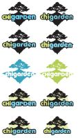 ChiGarden Logo concepts by chisa