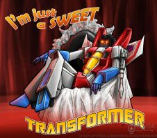 Sweet Transformer by Techta