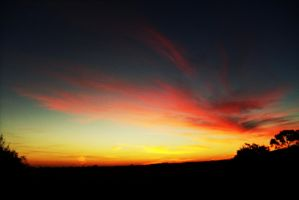 Late Sunset.. by Shutter-Bug1