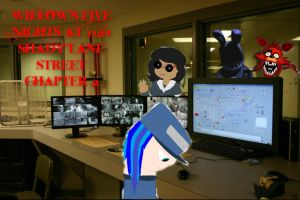 Willow's Five Nights at 1124 Shady Lane Street Ch2 by jgjr1051
