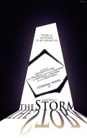 The Storm teaser poster by LAckas
