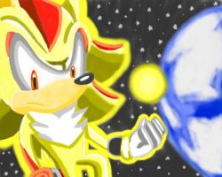 SUPER SHADOW by SonicForTheWin1