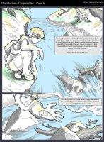 Dissolution - Graphic Novel, Chapter One - Page 6 by indigowarrior