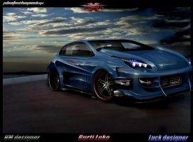 forD  Focuss   team  WTB. by pedrimm