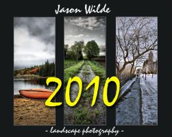 Landscapes 2010 Calendar by jasonwilde