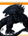 Gojira by neurowing