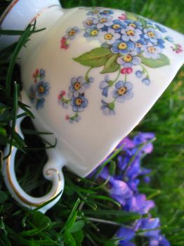Violets and Tea by star1luver2006