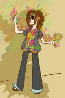 The Psychedelic Master of Energy by Haiomi