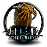 Aliens colonial marines icon 4 by S-7 by SidySeven