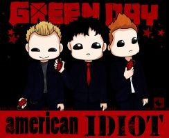 GeenDay - American IDIOT by RenascenceLP