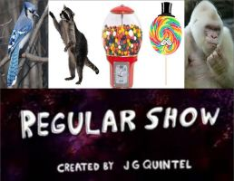 Regular Show Cast by Thaladred
