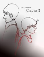 The Companion Chapter 2 Cover by YourWaywardDestiny