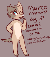 Marco Ref by captyns
