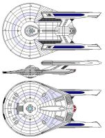 Pegasus Class-A type refit by Roguewing