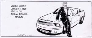 RIP Carroll Shelby by RABBI-TOM