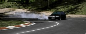 BMW M3 CSL 03 by Shaggy87