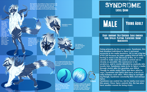 Syndrome Reference (2016) by Spiceroll