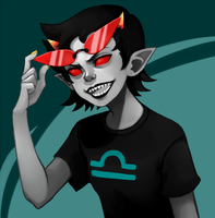 Terezi REMAKE by Fishiebug