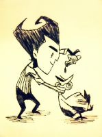 Dont Starve by bartlu
