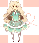 DRAW TO ADOPT closed by LoLL1PoP-adOpts