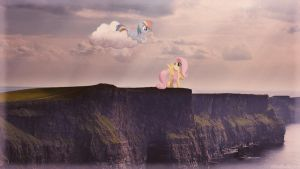 The Cliff [PIRL] by colorfulBrony