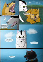 Wolf Song Page 28 by ShroudofShadows