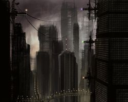 City Speed Paint 09 1.0 by billydallaspatton