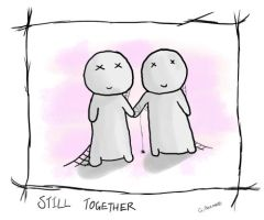 still together by TheRealGame