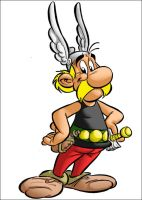 Asterix by fabiodesenhos
