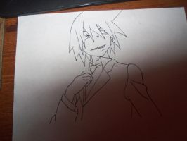soul eater outline by firestar130