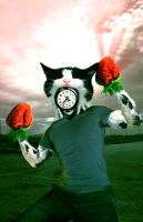 Strawberry Thrower Time Eater by Sapoman