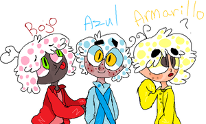 Colorful Babies by tunnaloser