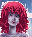 Perfect World: Deceitful Smile by fishy-blue