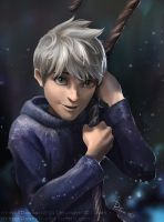Rise of the Guardians - Jack Frost by pastellZHQ
