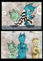 RaccoonBrothers::Page026 by IFreischutz