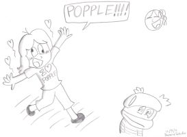 POPPLE by Nintooner