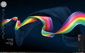 my desktop on 2008.10.31 by The-Golden-Brown