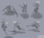 Chtistone Sketches01 by CyclesofShadows