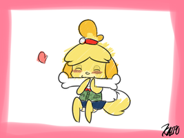 Isabelle 1 by Kaiponi