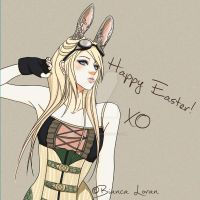 Happy Easter! by biancaloran