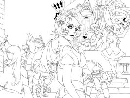 Loading Screen WiP by WitheringMoon