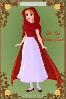Little Red Riding Hood by KendraKickz0220