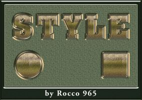 Styles 242 by Rocco 965 by Rocco965