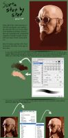 Speed Paint step by step sorta by Weirdo9