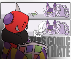 cE - Comics and Spiders by Mindless-Corporation