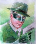 Green Hornet by shaunriaz