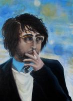 Spectacle- Sean Lennon by prueslove